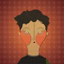 Retrato de Fabián Sanabria