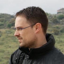 Retrato de Matias Cazorla