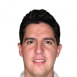 Retrato de Ernesto Antonio Santos León