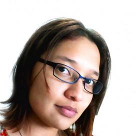 Retrato de Alejandra Serrano