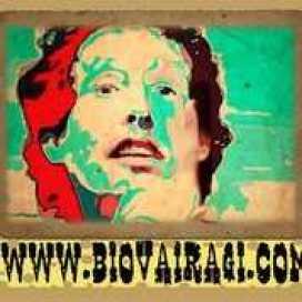 Retrato de Bio Vairagi