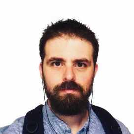 Retrato de Rubén Galgo