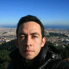 Retrato de Mauricio Villalba