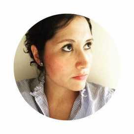 Retrato de Elizabeth Vilchis Martínez
