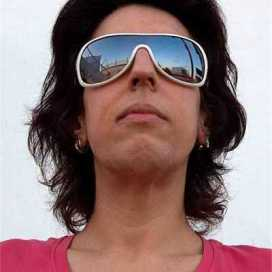 Retrato de Guadalupe Sánchez
