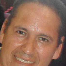Retrato de Augusto Antonio Hernandez Goitia