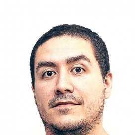 Retrato de Carlos Ocampo