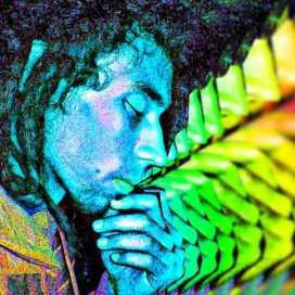 Retrato de Joel Suarez