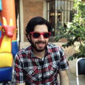 Retrato de Daniel Villaseñor