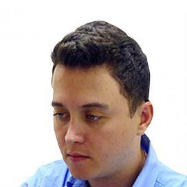 Retrato de Daniel Sánchez