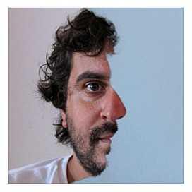 Retrato de Rodrigo Cordoba