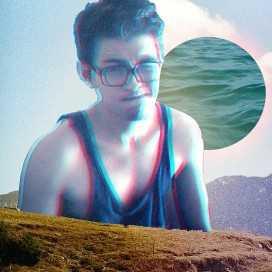 Retrato de Édgar Mendoza Torres