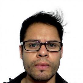 Retrato de Fernando Peretz