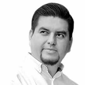 Retrato de Gustavo Sánchez