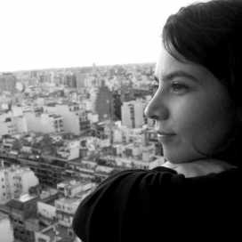 Retrato de Lucía Sandoval
