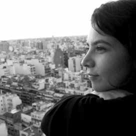 Retrato de Lucia Sandoval