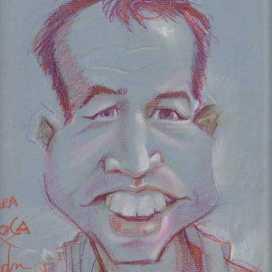 Retrato de Luis Rodrigo Cardozo Polanía
