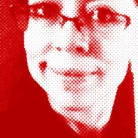 Retrato de Rocío Rubio
