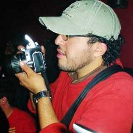 Retrato de Jorge Tapia