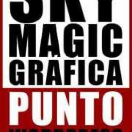 Logotipo de Skymagic Grafica