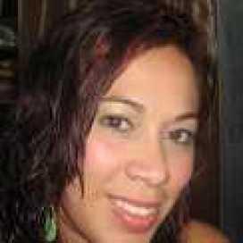 Retrato de Angie Beita