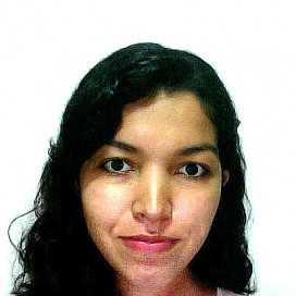 Retrato de Adriana Isabel González Arellano