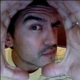 Retrato de Hugo Javier Espinosa