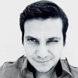 Retrato de Óscar Elí Gutiérrez