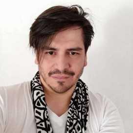 Retrato de Alejandro Doyharzabal
