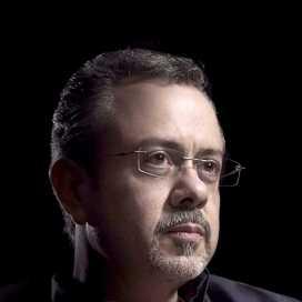 Retrato de Juan Carlos García