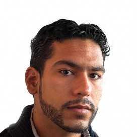 Retrato de Ali Hermes Gómez