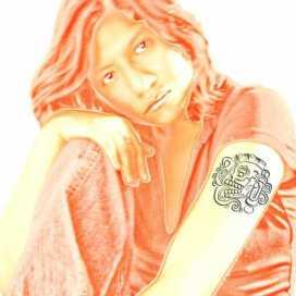 Retrato de Karla Liga