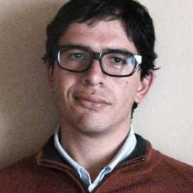 Retrato de Erik Naranjo