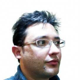 Retrato de Ricardo Martins