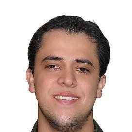 Retrato de Pablo Andrés Duque Correa