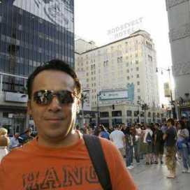 Retrato de Adrián Bermúdez