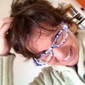 Retrato de Rita Tenaglia