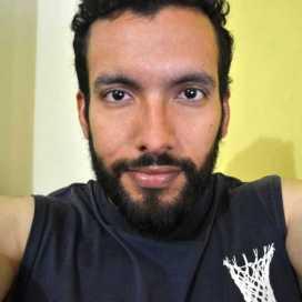 Retrato de Alvaro Arteaga