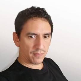 Retrato de Marcelo Palacios Solórzano