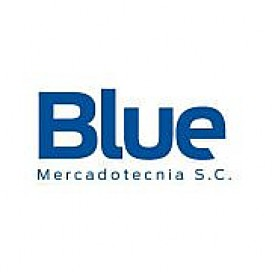 Logotipo de Blue Mercadotecnia