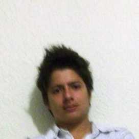 Retrato de Javier Alejandro Rodríguez Muñoz