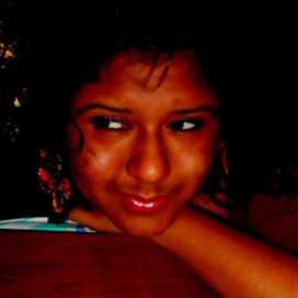 Retrato de Elianne Chuquizala