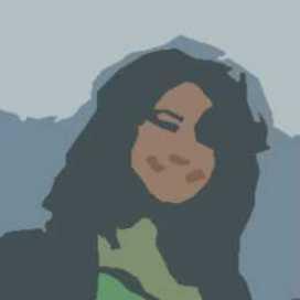Retrato de Natalia Herrera