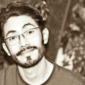 Retrato de Luis González