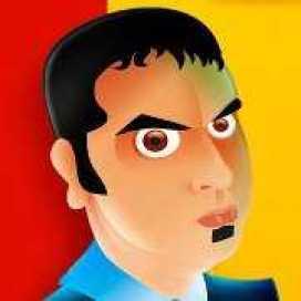 Retrato de Gazulo Marquez