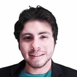 Retrato de Edgar Alexander Gutiérrez Camacho