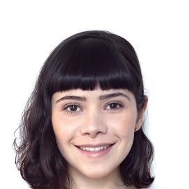 Retrato de Ana María Lagos