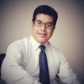 Retrato de Juan Carlos Fuertes