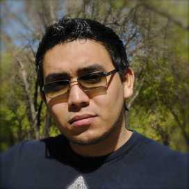Retrato de Alejandro García
