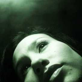 Retrato de Abby Colin